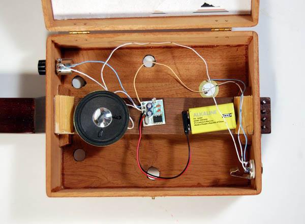 cigar box amplifier 1