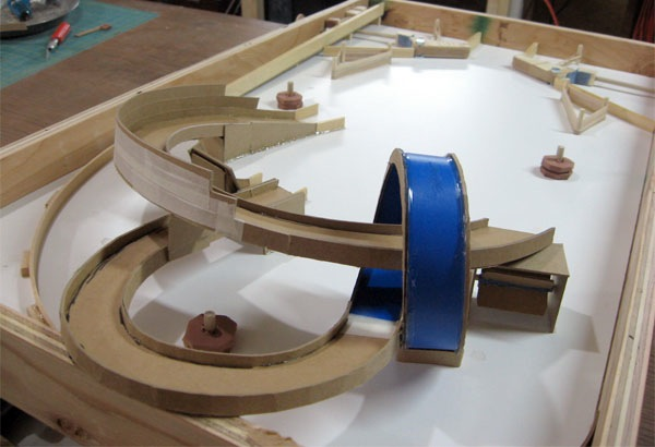 Tabletop Pinball From Scrap Something To Share